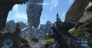 The new screenshots of the Halo Infinite PC campaign show a lot of improvement
